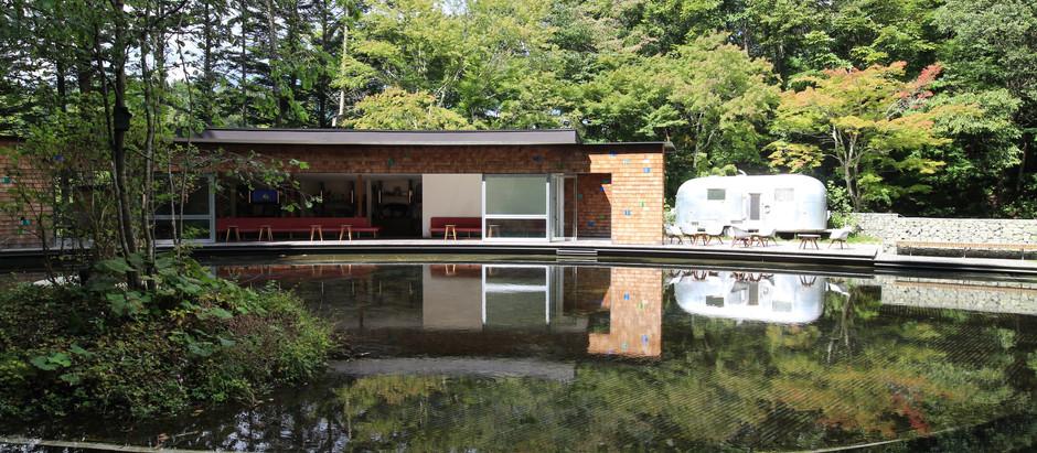15:00|山奥の湖畔散歩|軽井沢