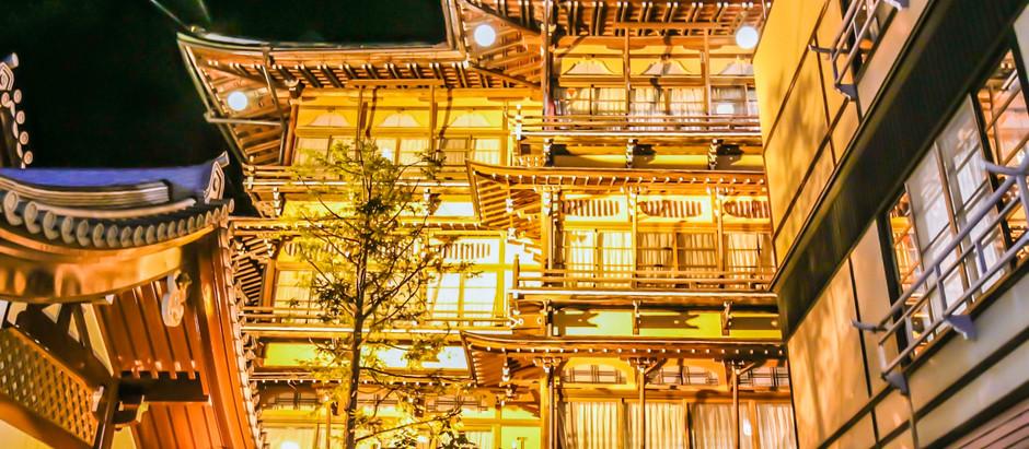 20:00|温泉街の暮らし|湯田中温泉