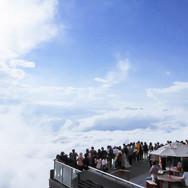 08:00|SORA terrace|死ぬまでに見たい世界の絶景