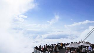 08:00 SORA terrace 死ぬまでに見たい世界の絶景