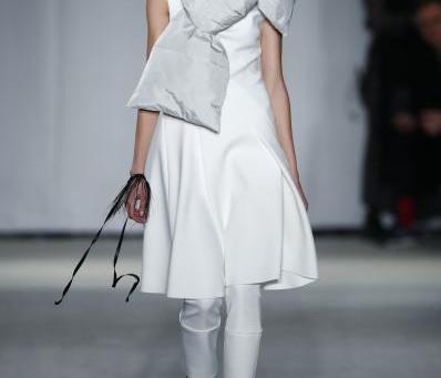 Sportlook auf den Fashion Weeks Berlin, Paris, New York