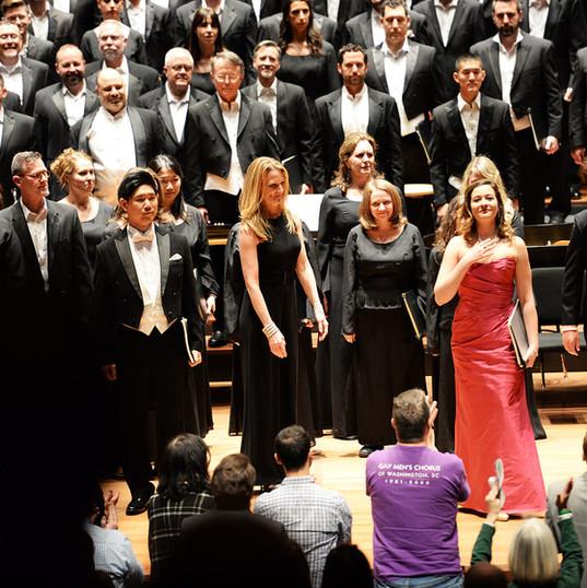 Carmina Burana - Alice Tully Hall - Lincoln Center
