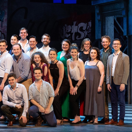 Glimmerglass Young Artists 2018