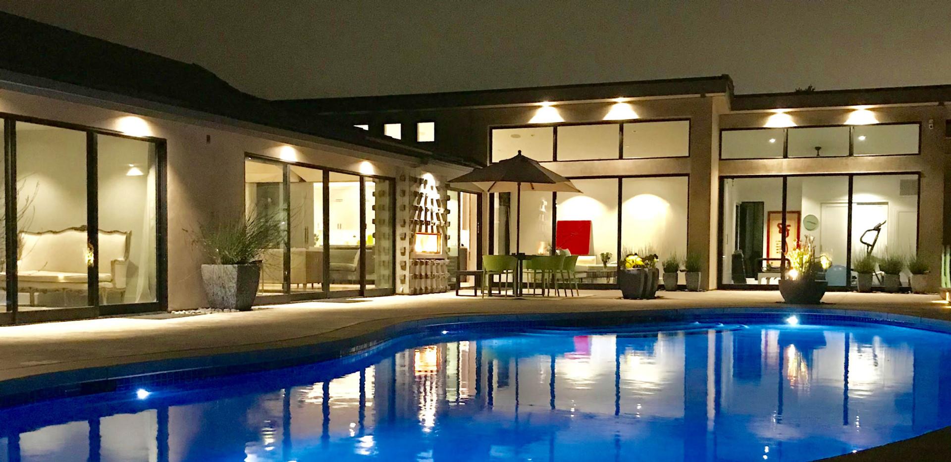 Private Residence in Corona Del Mar