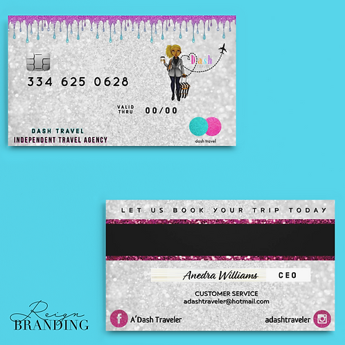Business Cards Design Only