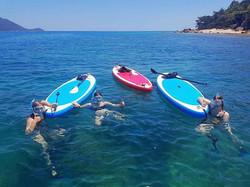 SUP & Snorkel Fitzroy Island