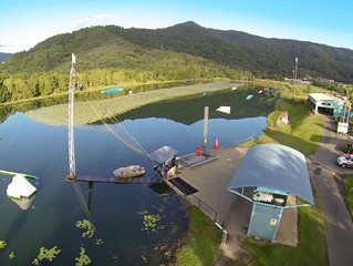 SUP School at Cairns Wake Park