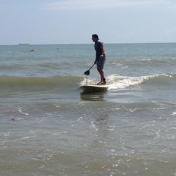 SUP Surfin'