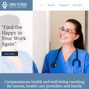 Linda Yetman Health & Wellness Coaching