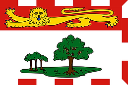 Provincial Flag of PEI