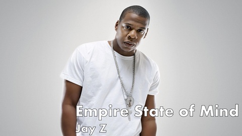 jay z, empire state of mind