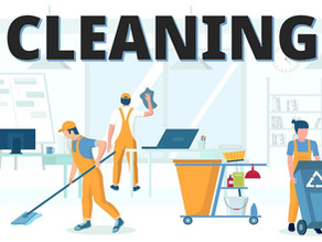 NEW CLEANING VOCAB!!