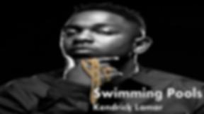 kendrick lamar, swimming pools