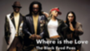 The black eyed peas, where is the love