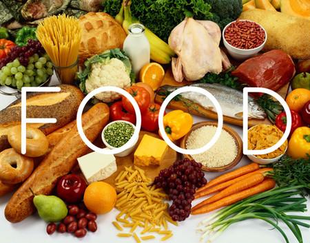 food, word sets, vocabulary