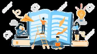 99962705-book-reading-illustration-peopl