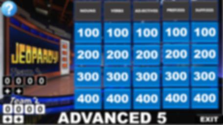 jeopardy advanced 2