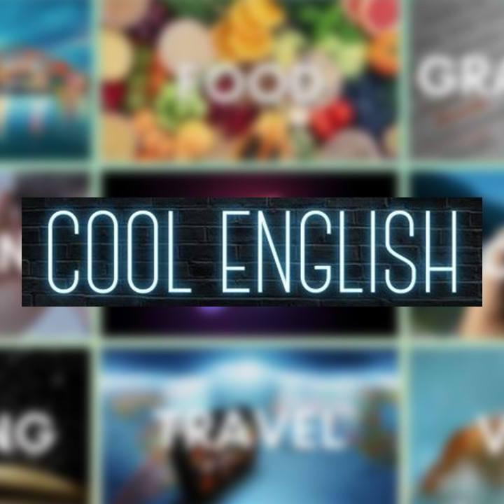 COOL ENGLISH NEWS cover image