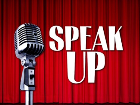 speak up, speakig, games
