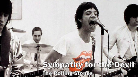 rolling stones, sympathy for the devil