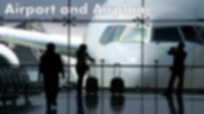 airport, airplane, travel