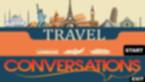 travel conversations, travel, conversationsq