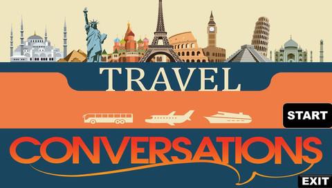travel conversations, travel, conversationsq