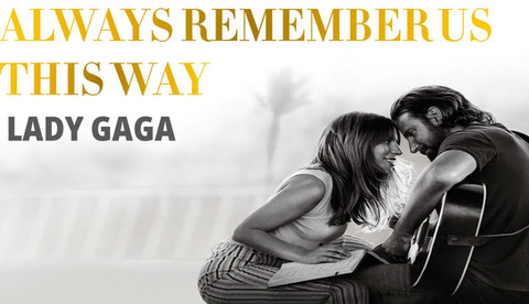 Lady Gaga - Always Remember Us This Way.