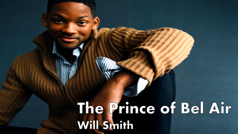 will smith, the prince of bel air