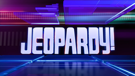 jeopardy, games
