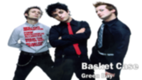 green day, basket case, rock