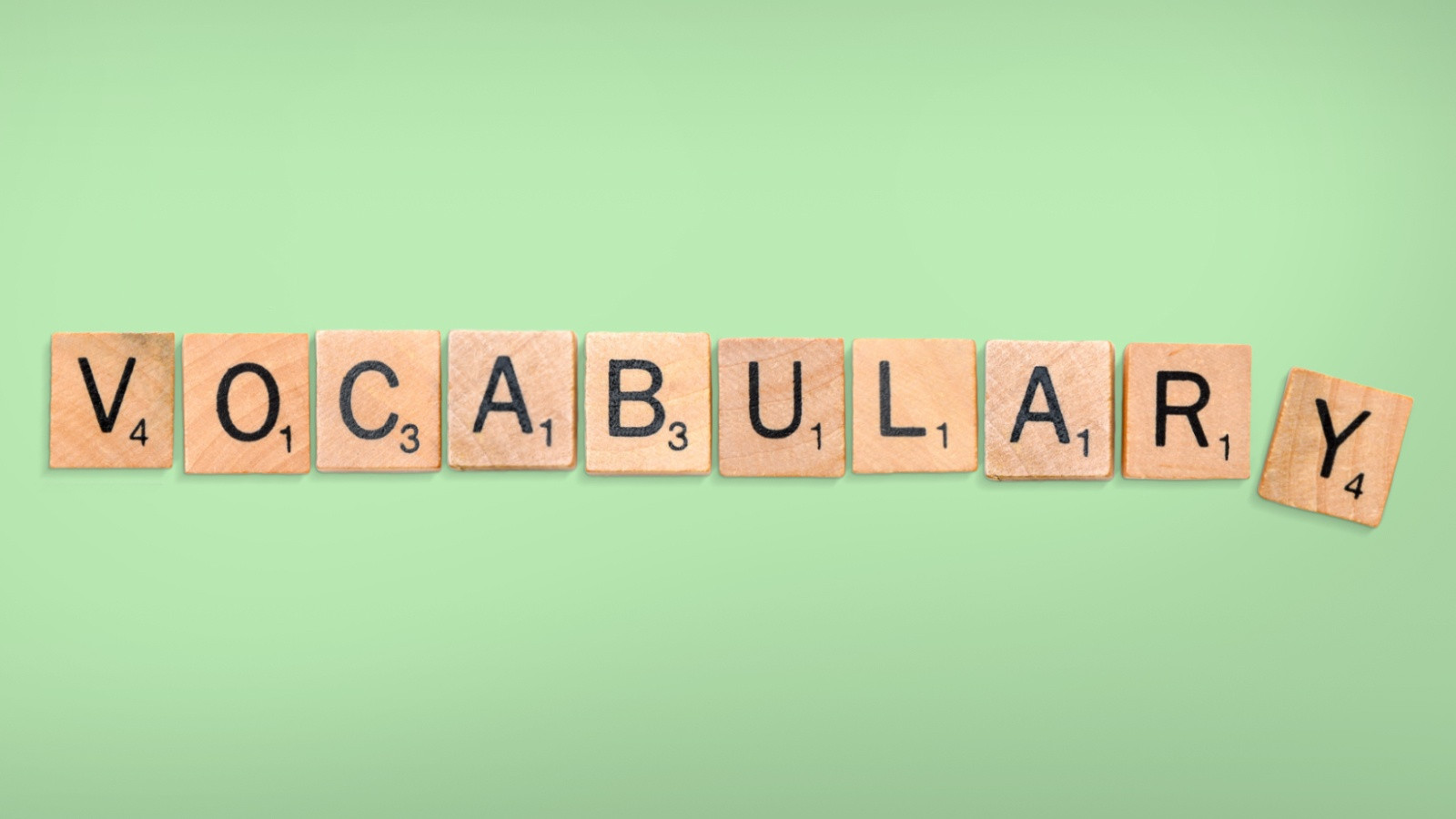 The Importance Of Vocabulary Instruction