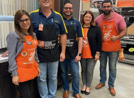 CBSS joins forces with The Home Depot