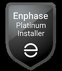 Enphase platinum installer