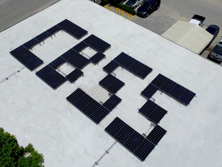 CBSS Headquarters now powered 100 percent by renewable energy