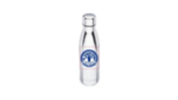 Silver Metallic - Vacuum Bottles