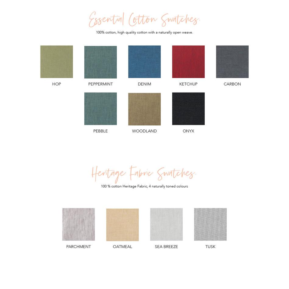 Folio Fabric Swatches
