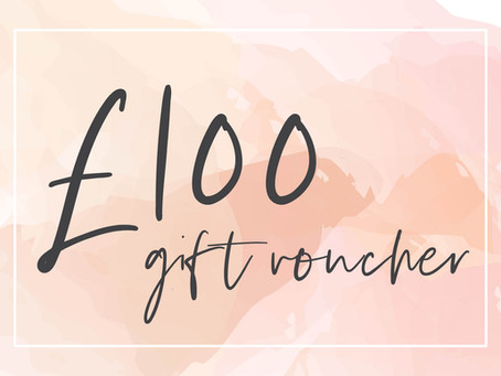 Gift Vouchers are now available!