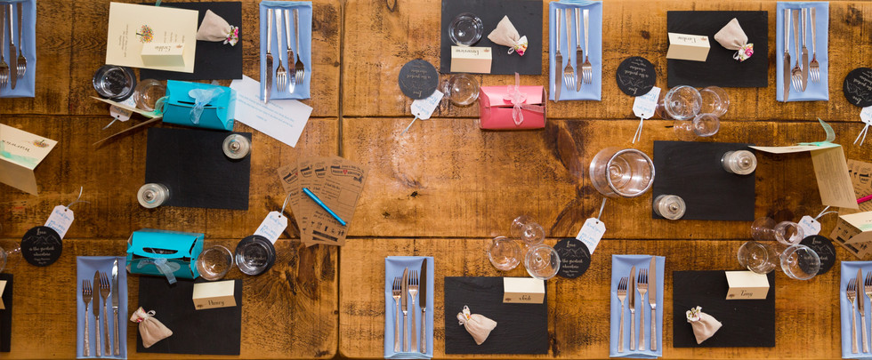 Table Setting Christa Emily Photography