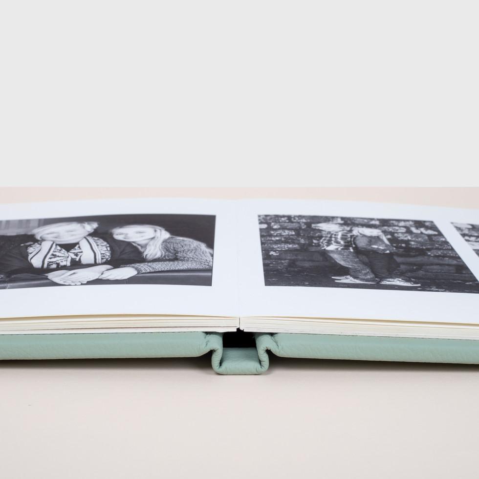 Folio Album 10x10 Layflat Binding