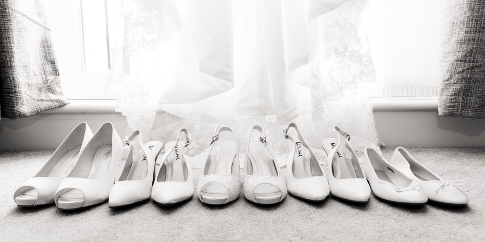 Bridal Party Shoes Christa Emily Photography