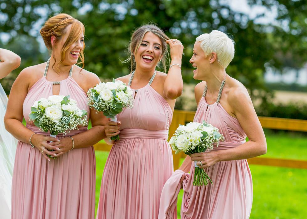 Bridesmaid Christa Emily Photography