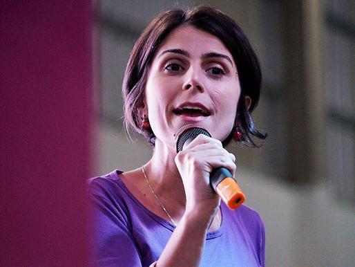 Manuela D'ávila, deputada estadual
