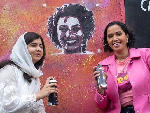 Panmela Castro, grafiteira