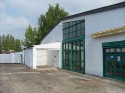 Logistikimmobilie in Bischofsheim