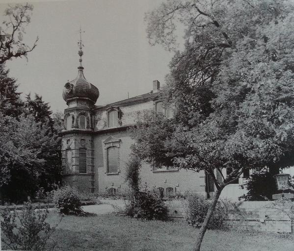 """Der Milchhof"" Villa im Barockstil"
