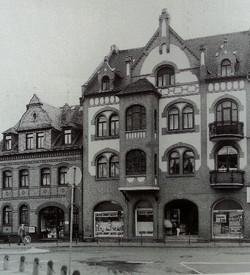 Wohn- und Geschäftshaus von 1907
