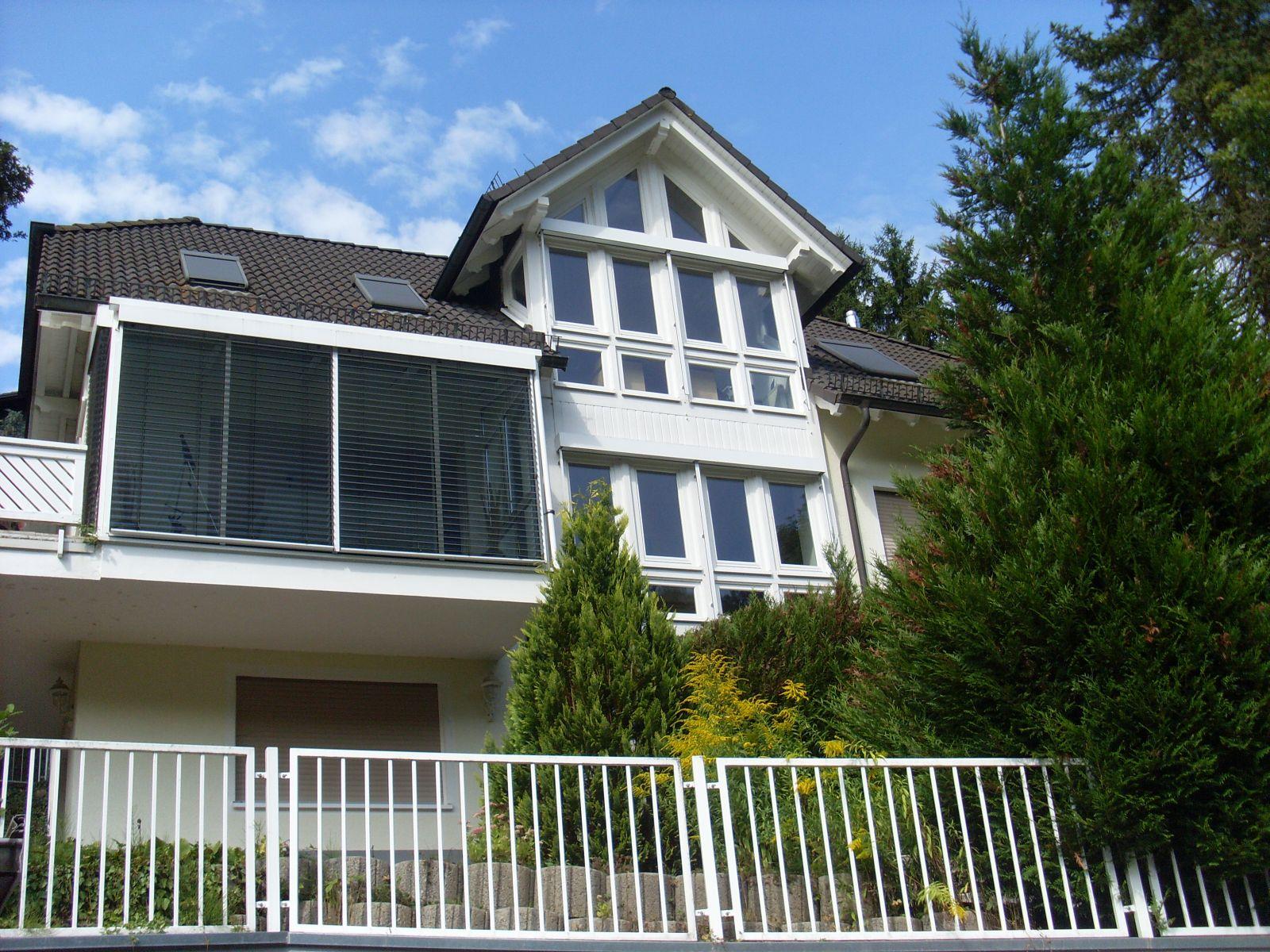 Architektenhaus am Waldrand
