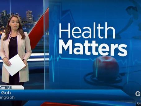 GLOBAL NEWS: EDMONTON HEALTH MATTERS – LOCAL COMPANY SEEING SWEET SUCCESS AROUND THE WORLD