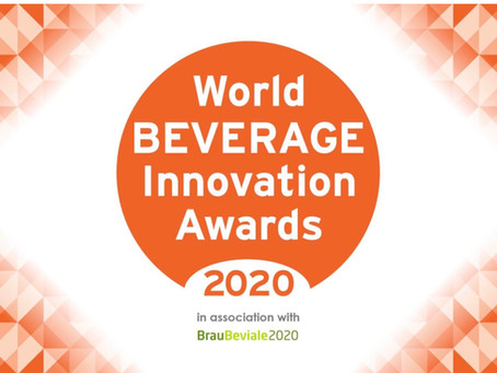 Bioneutra are Winners and finalists of the 2020 World Beverage Innovation Awards!